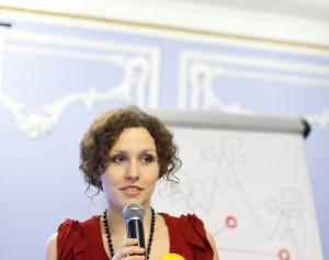 Вручение премии Intranet Awards 2012.
