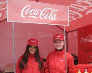 Coca- Cola. Святкування 90-річчя Броварського району.